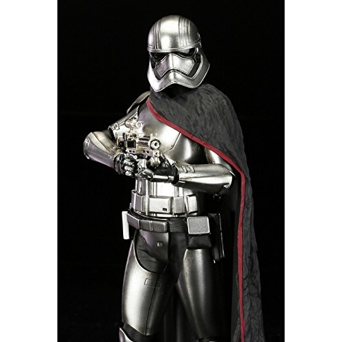 Captain Phasma ArtFX Episode VII Statue Diamond Comic Distributors SEP158173 The Force Awakens Kotobukiya Star Wars