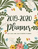 July 2019-June 2020 Academic Planner: 2019-2020 Two Year Daily Weekly Monthly Calendar Planner For To do list Planners & Academic Schedule Agenda ...   Green Floral Design (2019-2020 planner)