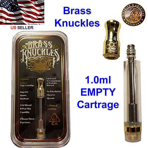 brass knuckles oil vape buyer's guide for 2019