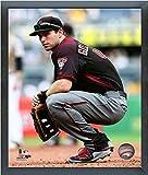 "Paul Goldschmidt Arizona Diamondbacks 2016 MLB Action Photo (Size: 17"" x 21"") Framed"