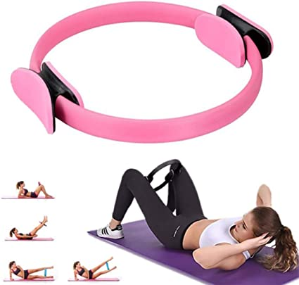 Fitness Workout Circle for Toning Your Core Abs and Legs Thighs SHAPEU Pilates Ring