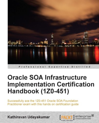 Oracle SOA Infrastructure Implementation Certification Handbook (1Z0-451) Pdf