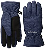 Best COLUMBIA Warm Gloves - Columbia Women's Mighty Lite Gloves, Nocturnal, X-Large Review