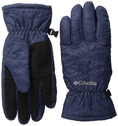 Columbia Women's Mighty Lite Gloves, Nocturnal, Large