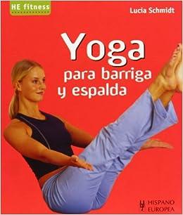 Yoga para barriga y espalda (He Fitness) (Spanish Edition ...