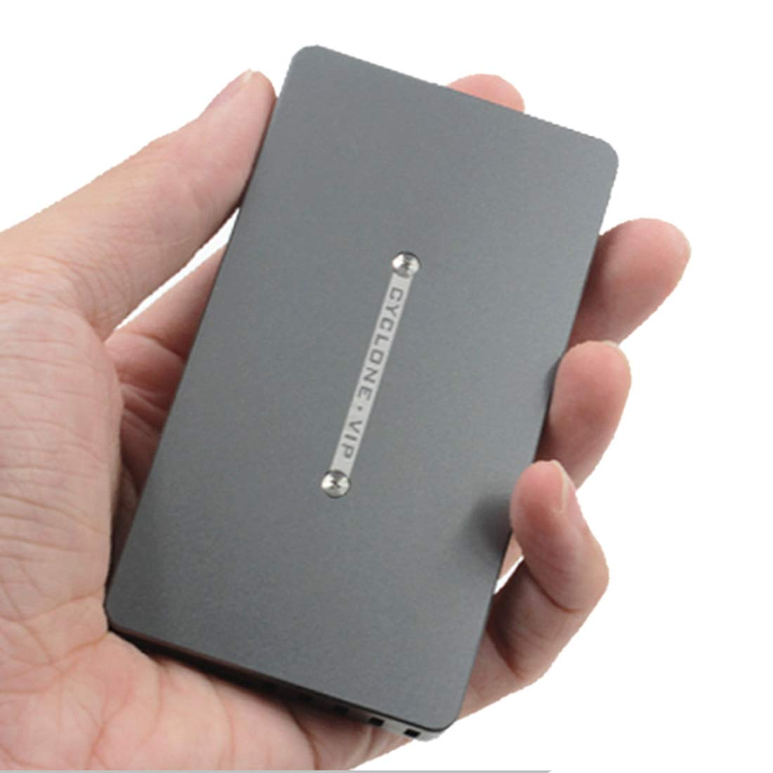 JEYI i9-Cyclone NVME - Carcasa para Disco Duro SSD de Tipo C a USB ...