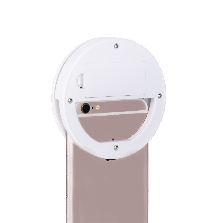 Leeworks Ringlicht Ringleuchte Selfie Licht Für: Amazon.de: Kamera