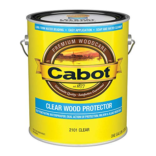 (Valspar/Cabot 210211 Clear Wood)