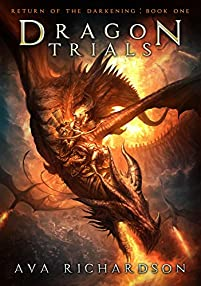 Dragon Trials by Ava Richardson ebook deal