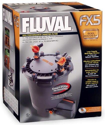 Fluval FX5 External Canister Filter by Fluval