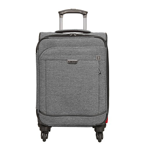 Ricardo Beverly Hills Malibu Bay 20-inch Carry-on Spinner, Gray by Ricardo Beverly Hills