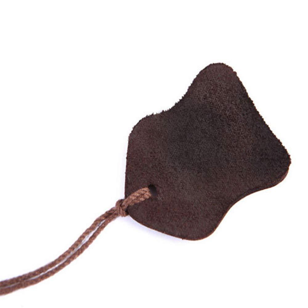 FeliciaJuan Mens Laptop Messenger Bag 15.6 Inch Water Resistant Leather Shoulder Bags Work Computer Briefcase