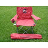 South Carolina Gamecocks NCAA Ultimate Adult Tailgate Chair by Rivalry Distributing