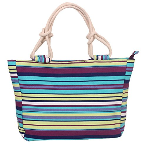 Large Tote Bag Multicolored Gift Bag Camping Canvas Dating O Style Shopping HM Floral Handbag amp;DX Women's Grocery Hobo Picnic IwOY4Y