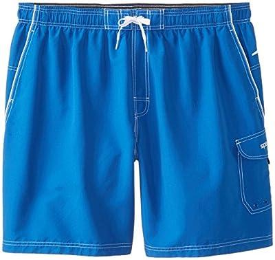 Speedo Men's Marina Core Basic Swim Trunk