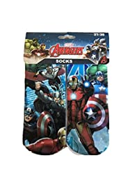 Boys Children's Avengers Socks Marvel Gift Stocking Filler