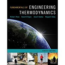 Fundamentals of Engineering Thermodynamics, 9th Edition