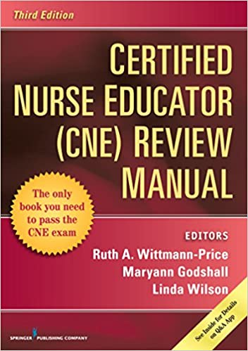 Certified nurse educator cne review manual third edition certified nurse educator cne review manual third edition 3rd edition fandeluxe Image collections