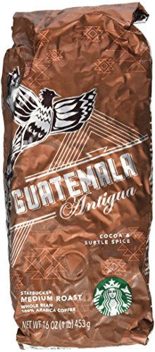 Starbucks Guatemala Antigua, Whole Bean Coffee (1lb)