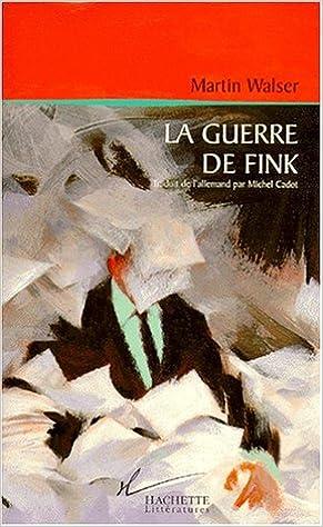 En ligne téléchargement gratuit La guerre de Fink pdf, epub ebook