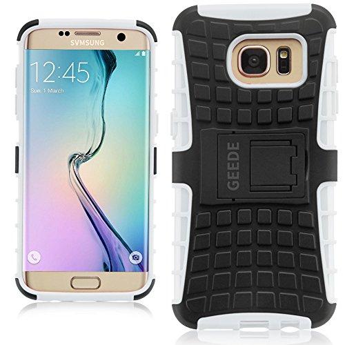 Shockproof Armor Case for Samsung Galaxy S7 Edge (Orange) - 9