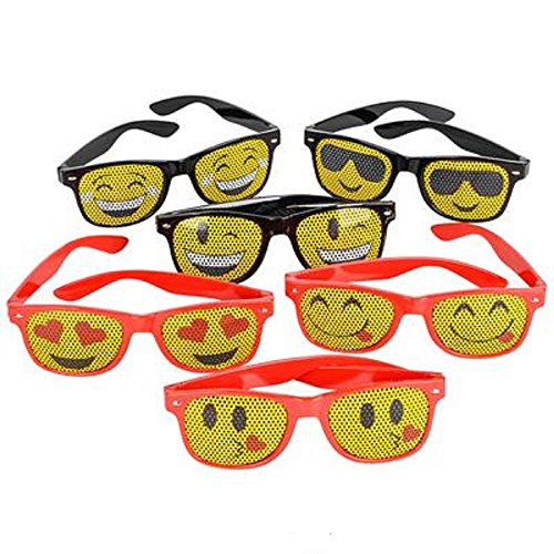 MESH EMOTICON SUNGLASSES. ONE - Emoticon Sunglasses