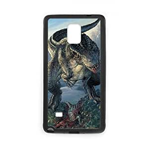 Dinosaur Character Aladar Samsung Galaxy Note 4 Cell Phone Case Black PQN6053055356299