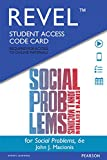 REVEL for Social Problems -- Access Card (6th Edition) 9780134088037