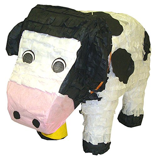 Pinatas Cow Pinata - Barnyard Birthday Themes