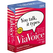 IBM ViaVoice 10 Standard Edition