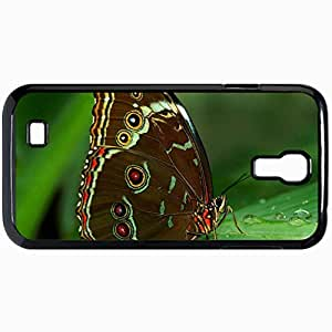 Fashion Unique Design Protective Cellphone Back Cover Case For Samsung GalaxyS4 Case Colorful Black