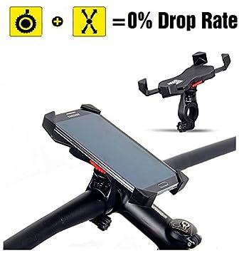 Anti de Shake Bike Soporte de teléfono móvil soporte para ...