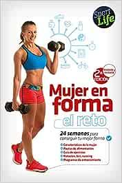 Mujer en forma. El reto: Amazon.es: Domingo Sánchez ...