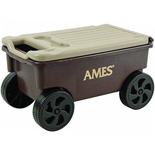 Ames Lawn Buddy Lawn Cart - 1123047100 (Hopper Garden)