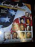 Creating America, MCDOUGAL LITTEL, 0618007695