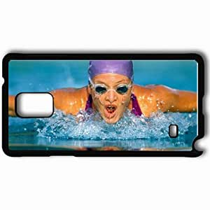 Personalized Samsung Note 4 Cell phone Case/Cover Skin 2287 1 Black