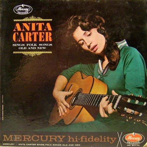 - Anita Carter Sings Folk Songs Old & New