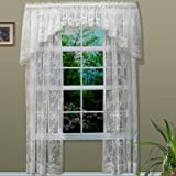 Cheap Habitat Mona Lisa Lace Window Panels