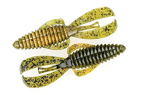 Strike King Rage Tail Bug Lure, Bama Craw, (Craw Tail)