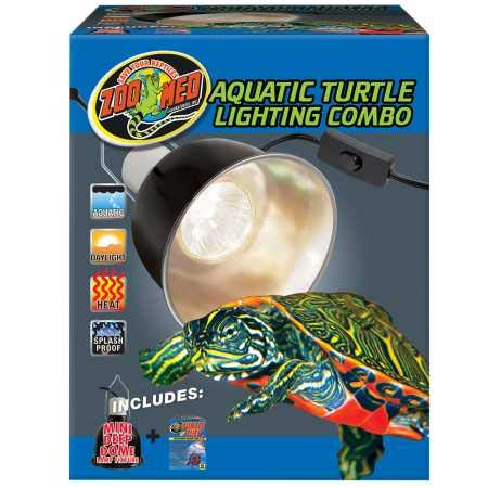 Zoo Med Aquatic Turtle Lighting Combo by Zoo Med