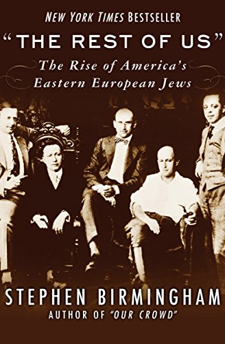 Amazon the rest of us the rise of americas eastern the rest of us the rise of americas eastern european jews by fandeluxe Epub