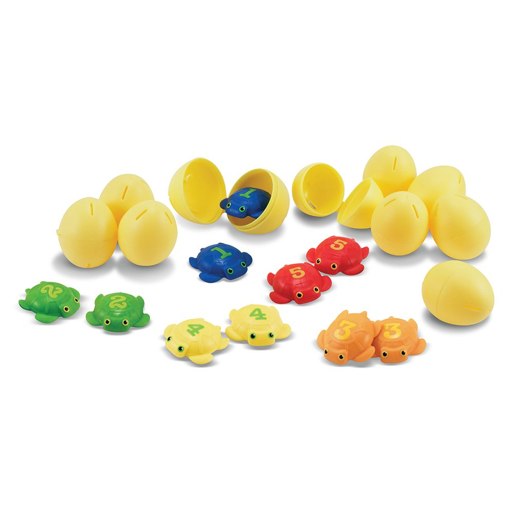 Melissa & Doug Sunny Patch Taffy Turtle Catch and Hatch Pool Game With 10 Turtles and 10 Eggs by Melissa & Doug (Image #1)