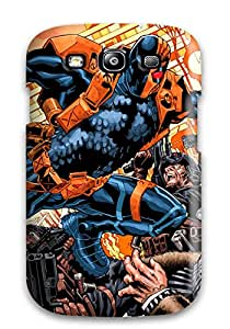 Hot 5812016K60804302 New Deathstroke Tpu Cover Case For Galaxy S3