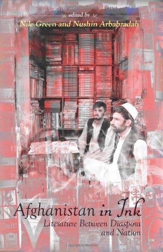 Download Afghanistan in Ink: Literature Between Diaspora and Nation pdf epub