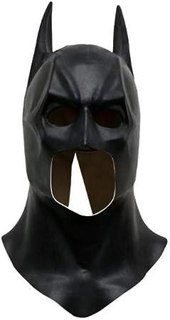 Batman Mask Face Dark Knight Fancy Dress Card Official Fancy Dress Costume