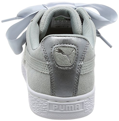 Basket Heart Mode Suede Femme Safari Puma w4q0U5tB