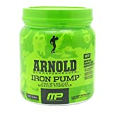 Arnold By Musclepharm Arnold By Musclepharm Iron Pump, Fruit Punch, 60 Servings