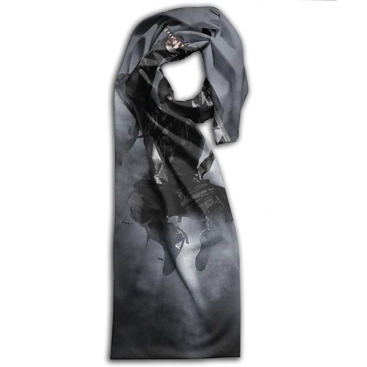 Galaxy Voyage Ninja Womens Large Soft Shawls Wrap Fashion ...