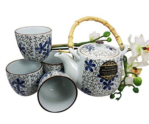 japanese teapot ceramic - 8