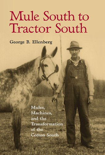 Download Mule South to Tractor South: Mules, Machines, and the Transformation of the Cotton South pdf epub